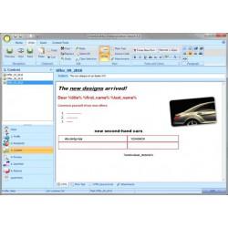 Phần mềm gửi Email hàng loạt theo danh sách